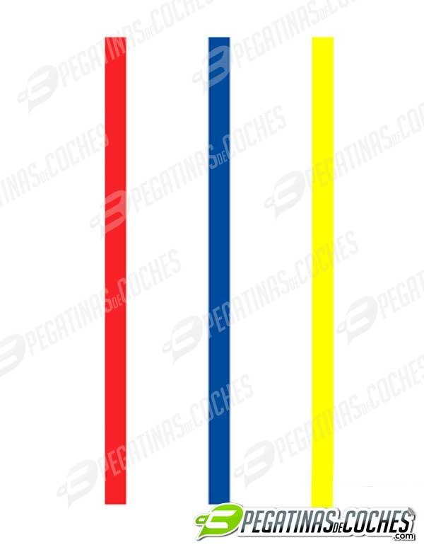 Renault Colores Rejilla