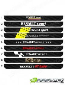 Taloneras Renault