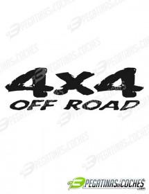 4×4 Off Road