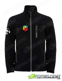 Chaqueta Softshell Abarth