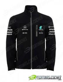 Chaqueta Softshell Mercedes AMG